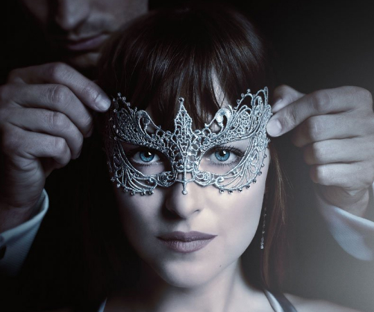 "The ""Fifty Shades Darker"" trailer is here and it looks THRILLING"