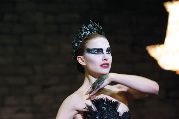 """Victoria Beckham is bringing back the """"Black Swan"""" look at NYFW"""
