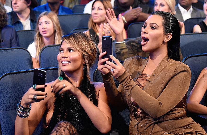 Chrissy Teigen and mom Kim K just stood up for North West with two momma bear tweets