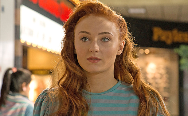 "Watch Sophie Turner go shopping in this deleted ""X-Men: Apocalypse"" scene"