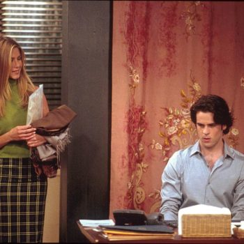 "OMG, this is what Rachel's younger boyfriend Tag from ""Friends"" looks like now"
