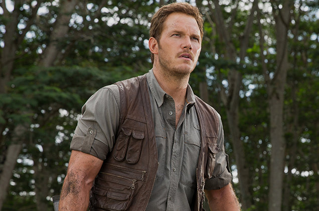 """""""Jurassic World"""" will be a trilogy, because we'll never say no to more Chris Pratt"""