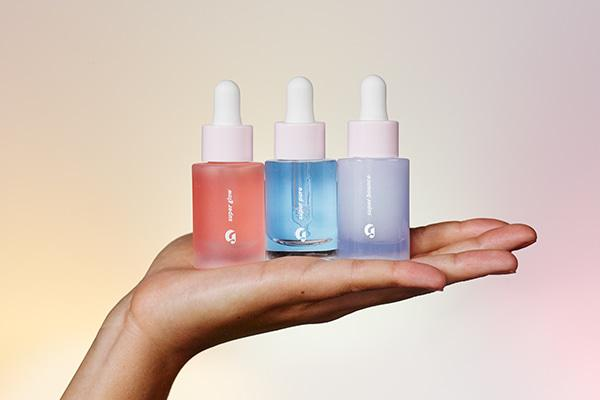These new serums from Glossier are the magical secret to perfect skin