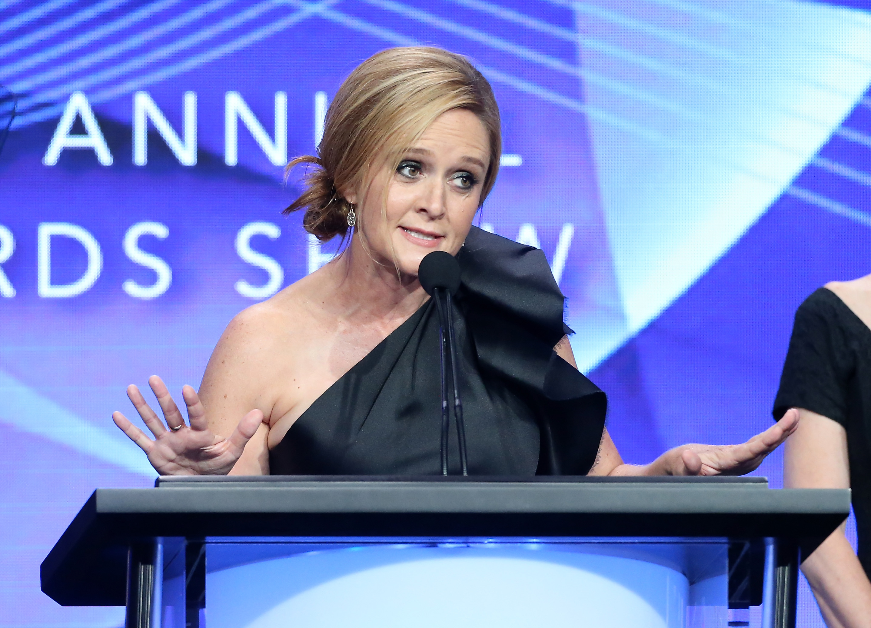 Samantha Bee's EPIC rant from last night is a must-see
