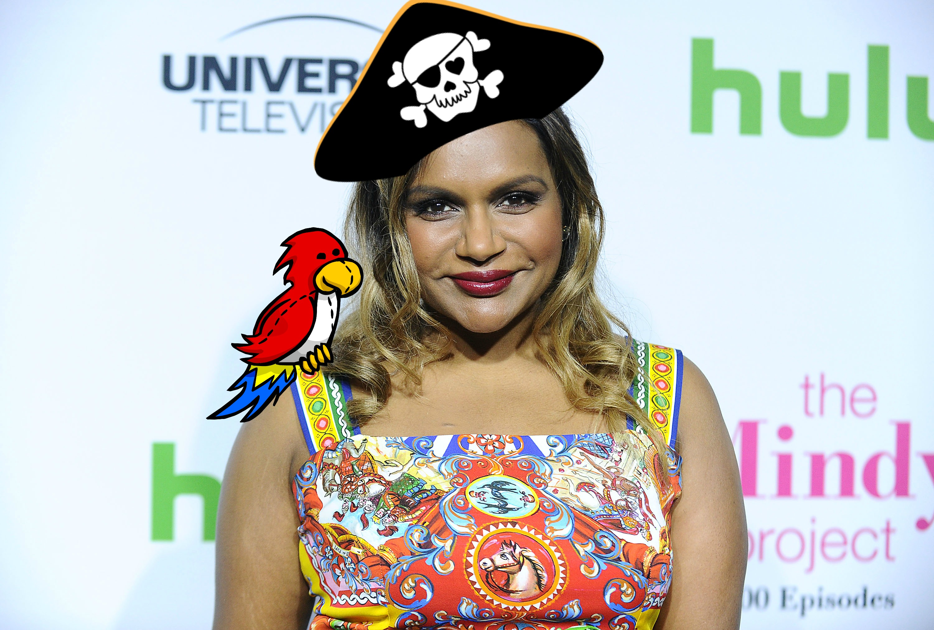"Ahoy matey, this ""Pirates of the Caribbean"" actor is joining ""The Mindy Project!"""
