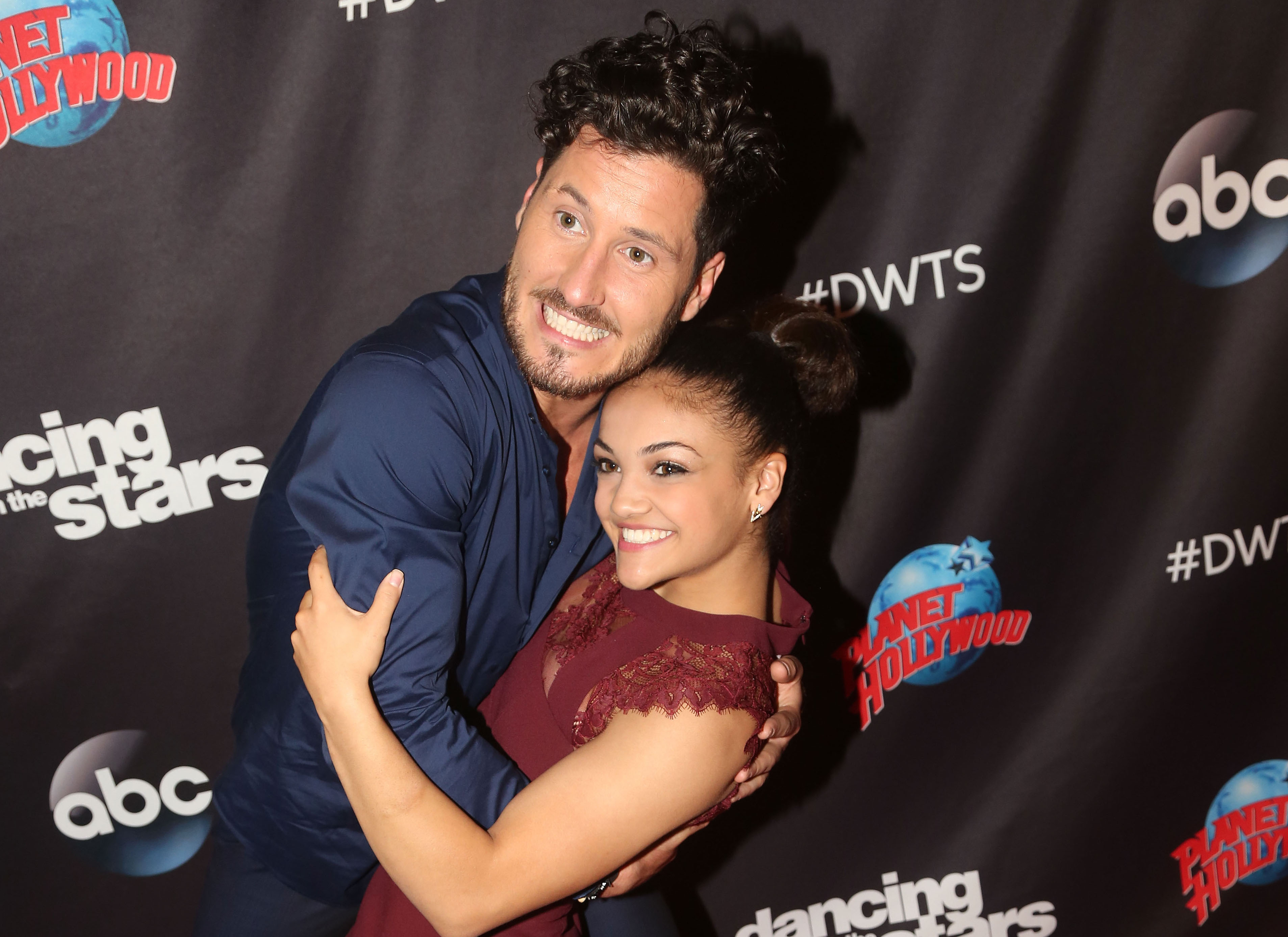 "Laurie Hernandez debuted on ""Dancing with the Stars"" last night, and her song choice was on point"