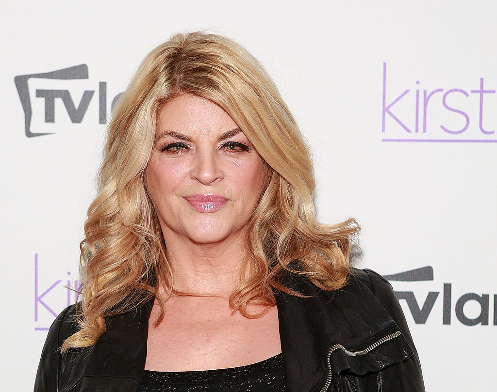 "Kirstie Alley is going to be on ""Scream Queens"" and we cannot contain our excitement"