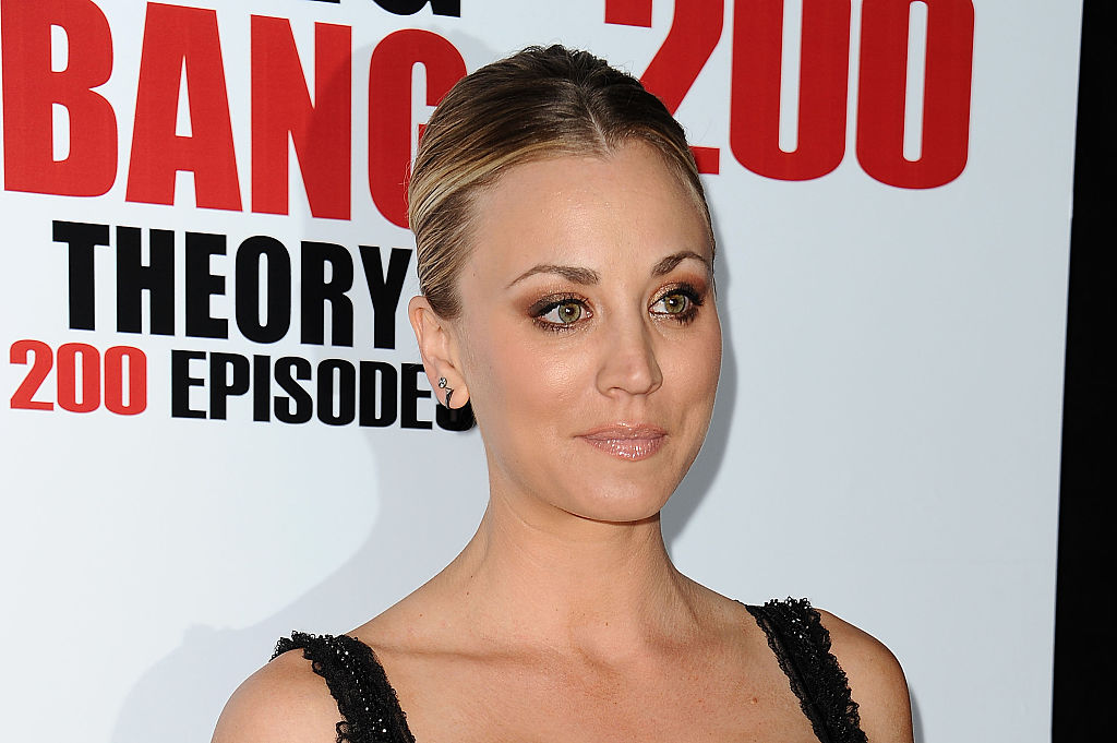 "Kaley Cuoco says *this* might be what's holding back Season 11 of ""The Big Bang Theory"""