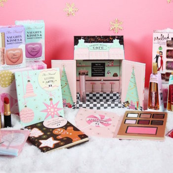 Too Faced just released their holiday collections and we want everything for ourselves