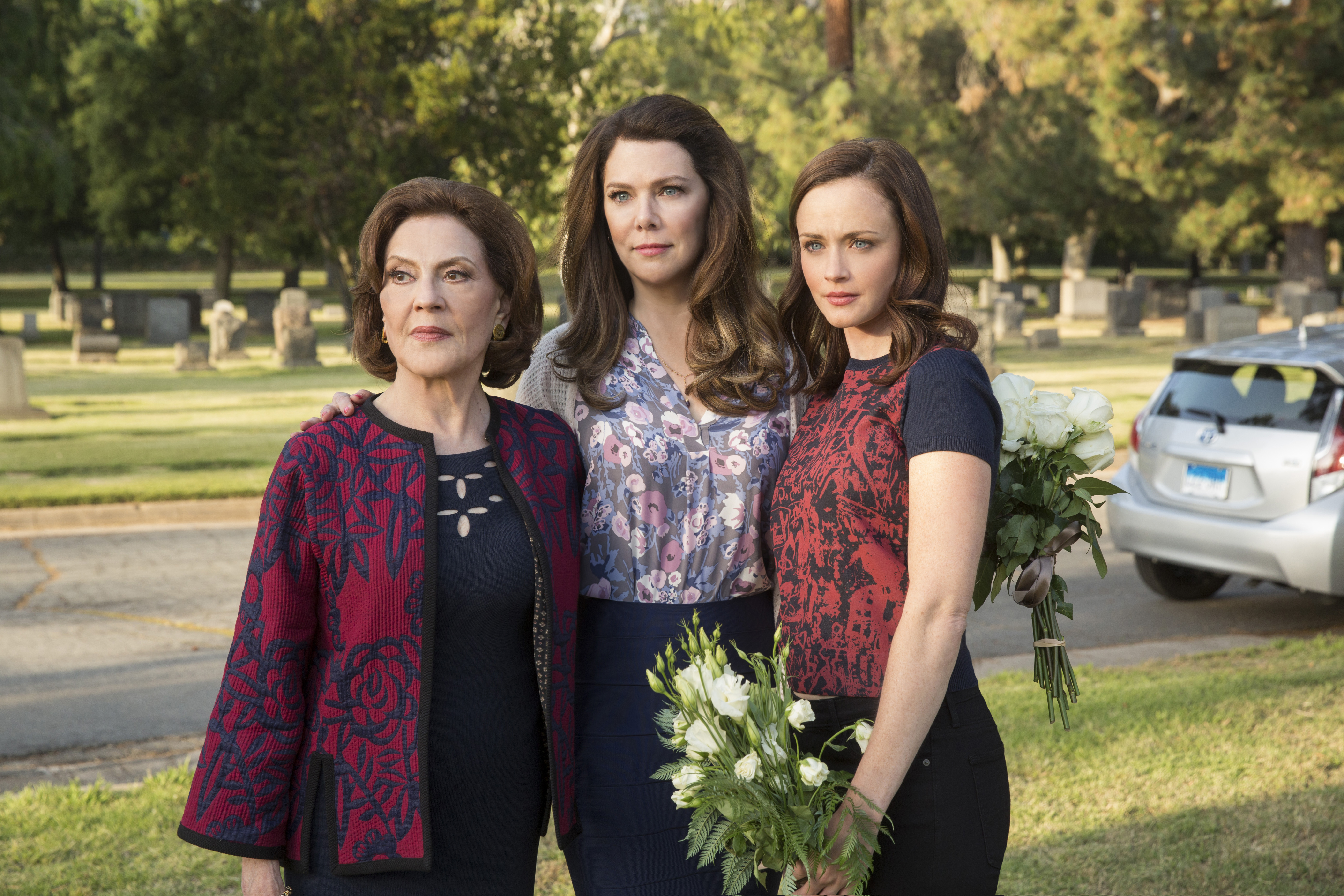"There might be a death on ""Gilmore Girls: A Year in the Life"" and we're bracing ourselves already"
