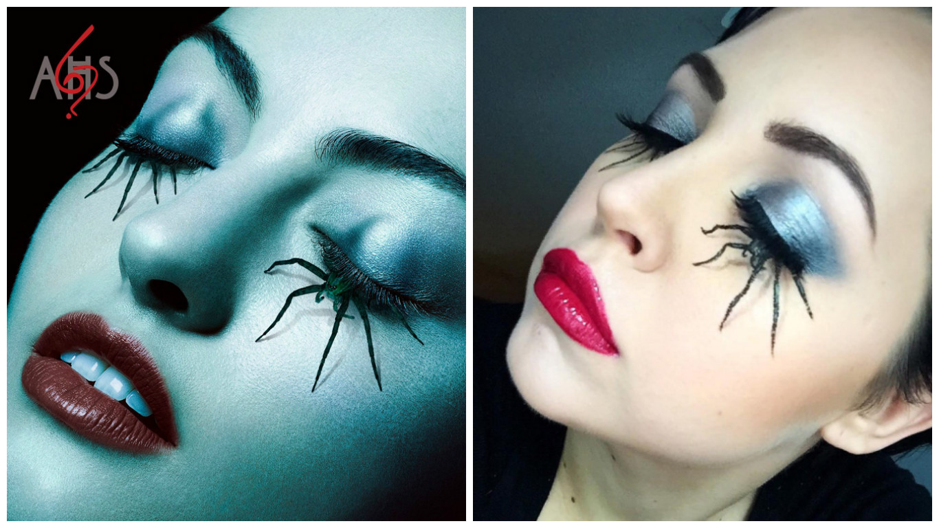"This makeup artist transformed herself into the ""American Horror Story"" TEASERS and we can't look away"