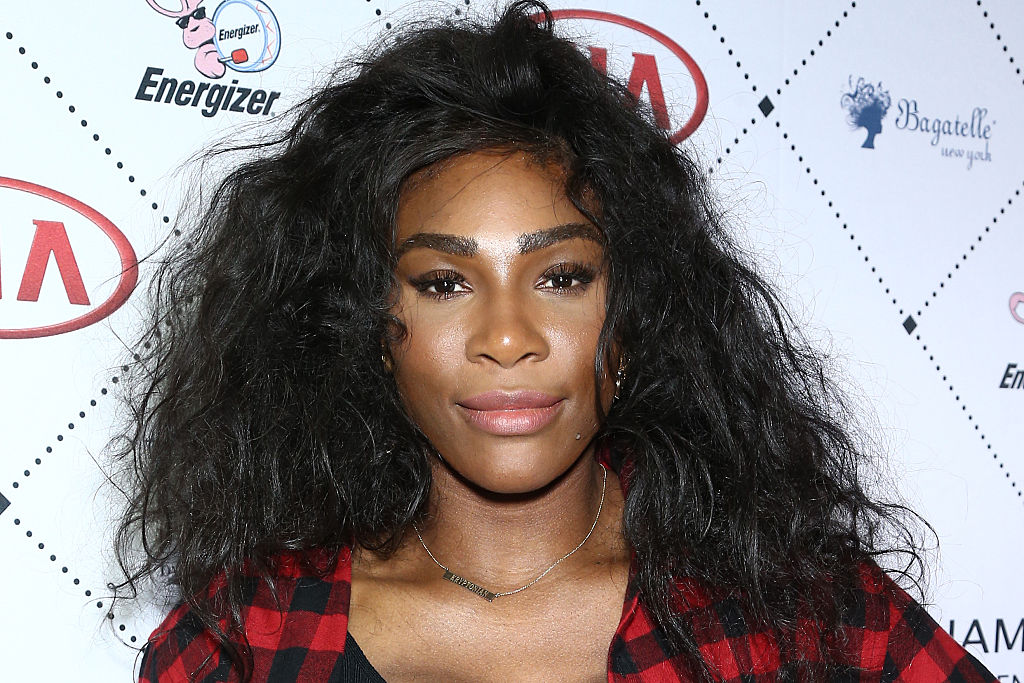No rest for the badass: Serena Williams' collection slays at NYFW days after US Open