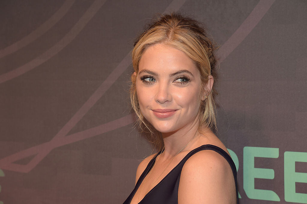 Ashley Benson's 2017 looks are proof that the choker lives on
