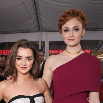 OMG: We're pretty sure Maisie Williams and Sophie Turner just got matching BFF tattoos