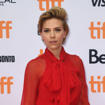 This is the only movie of Scarlett Johansson's that her daughter is allowed to watch