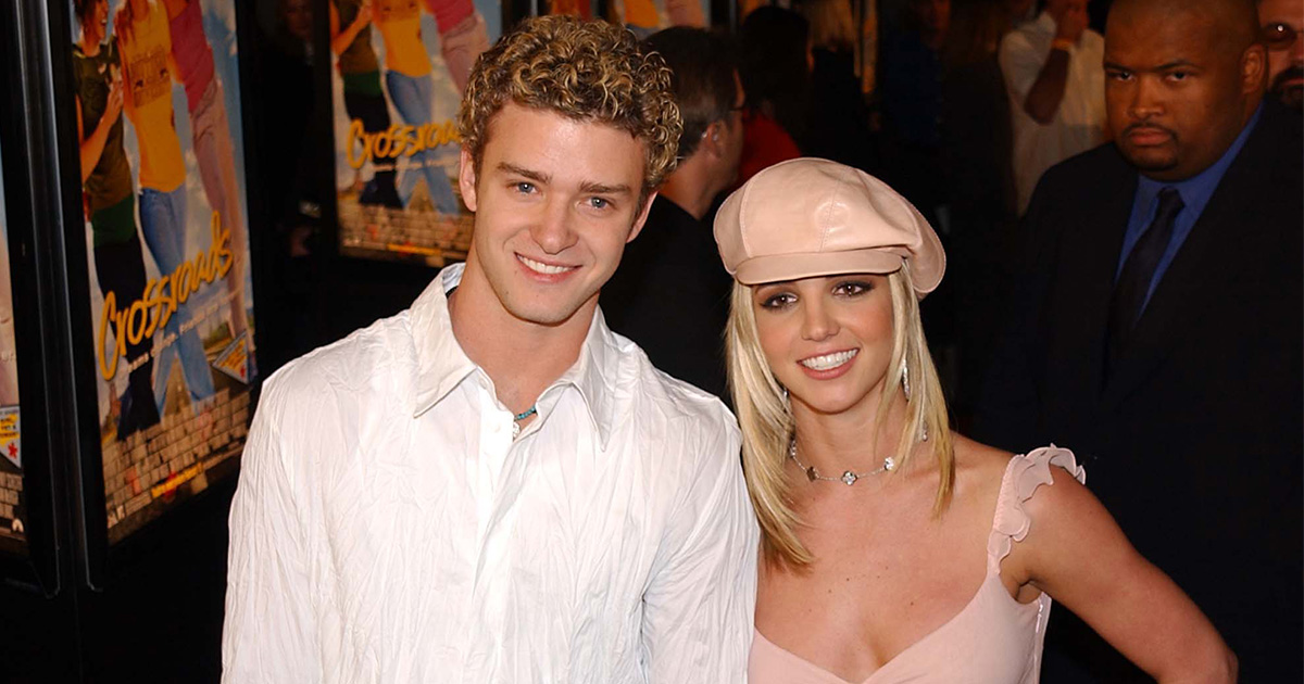 Justin Timberlake just said he'd like to collaborate with Britney Spears and OMG our 2000s dreams have come true
