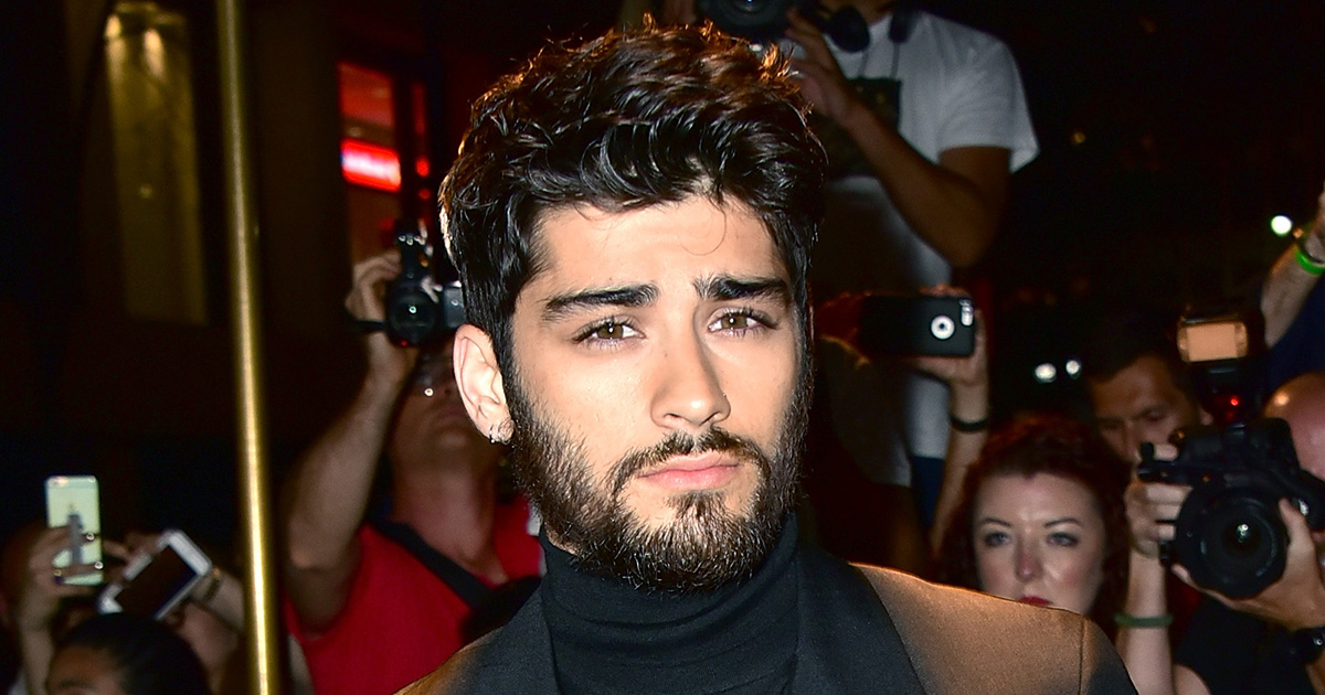 Zayn Malik is releasing a book and we bet it's completely WILD