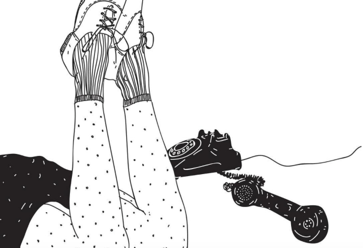 Artist Phie Hackett creates the most #GirlPower illustrations, and they're edgy AF