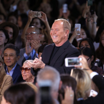 Michael Kors debuted a smartwatch at NYFW that is completely chic