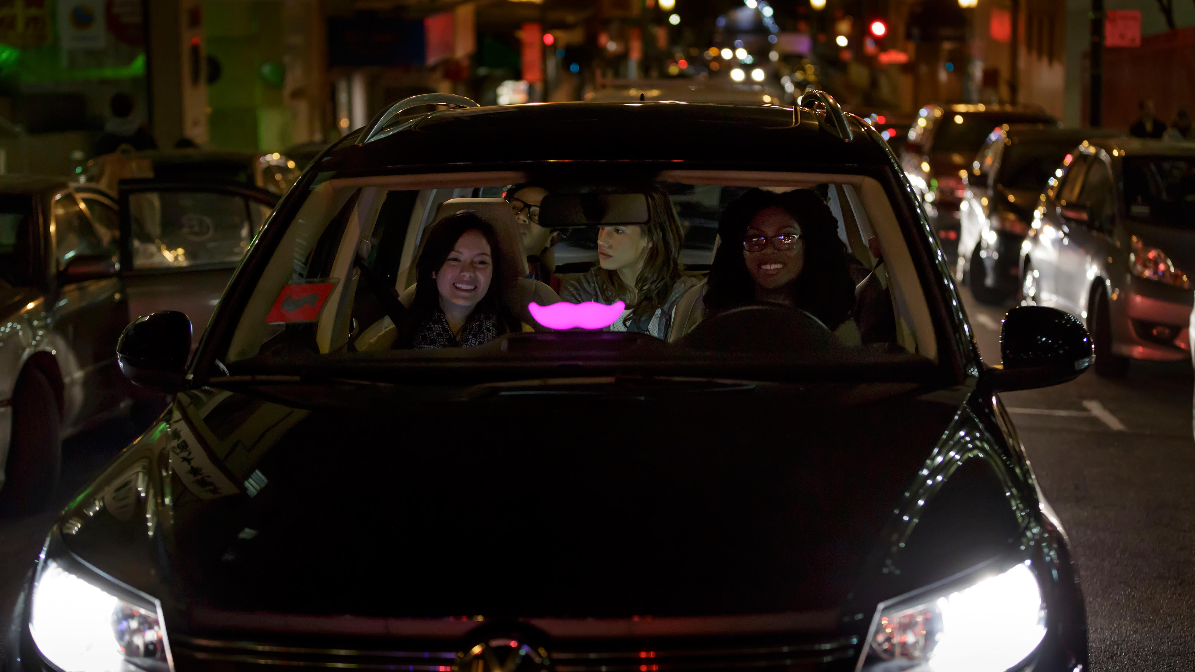 Lyft is handing out cheaper rides for the safest and coolest reason