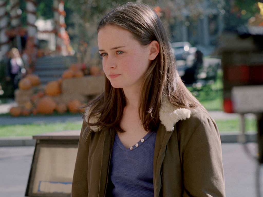 "Here's what Rory Gilmore's job is in ""Gilmore Girls: A Year in the Life"""
