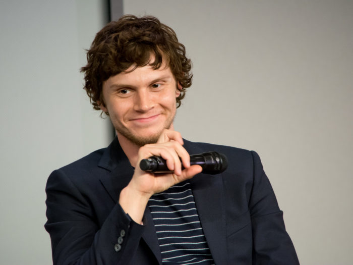 "This is what Evan Peters wants the theme of ""American Horror Story"" Season 6 to be"