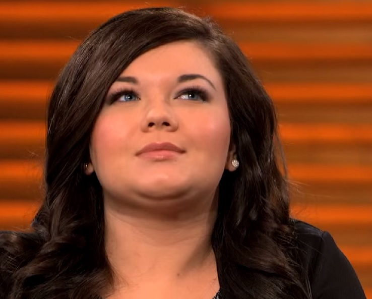 """Amber from """"Teen Mom"""" gets super real about her struggles with depression, and our hearts go out to her"""