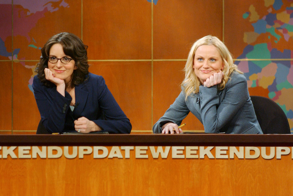 15 times Tina Fey and Amy Poehler perfectly described you and your BFF's lives