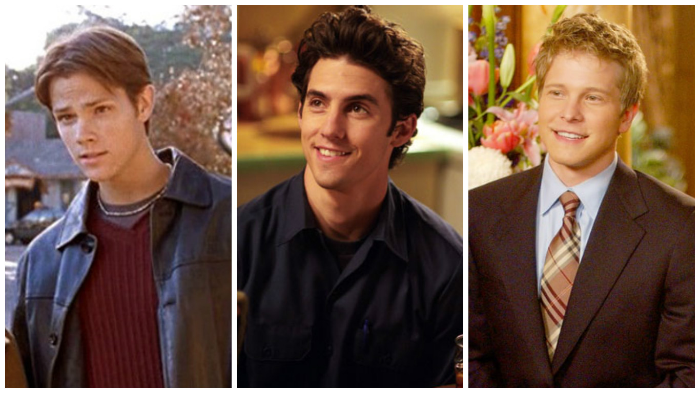 "Jess, Logan, and Dean will all have ~closure~ with Rory in ""Gilmore Girls: A Year in the Life"""
