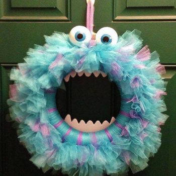 """Halloween wreaths"" are a thing and they've just WON fall"