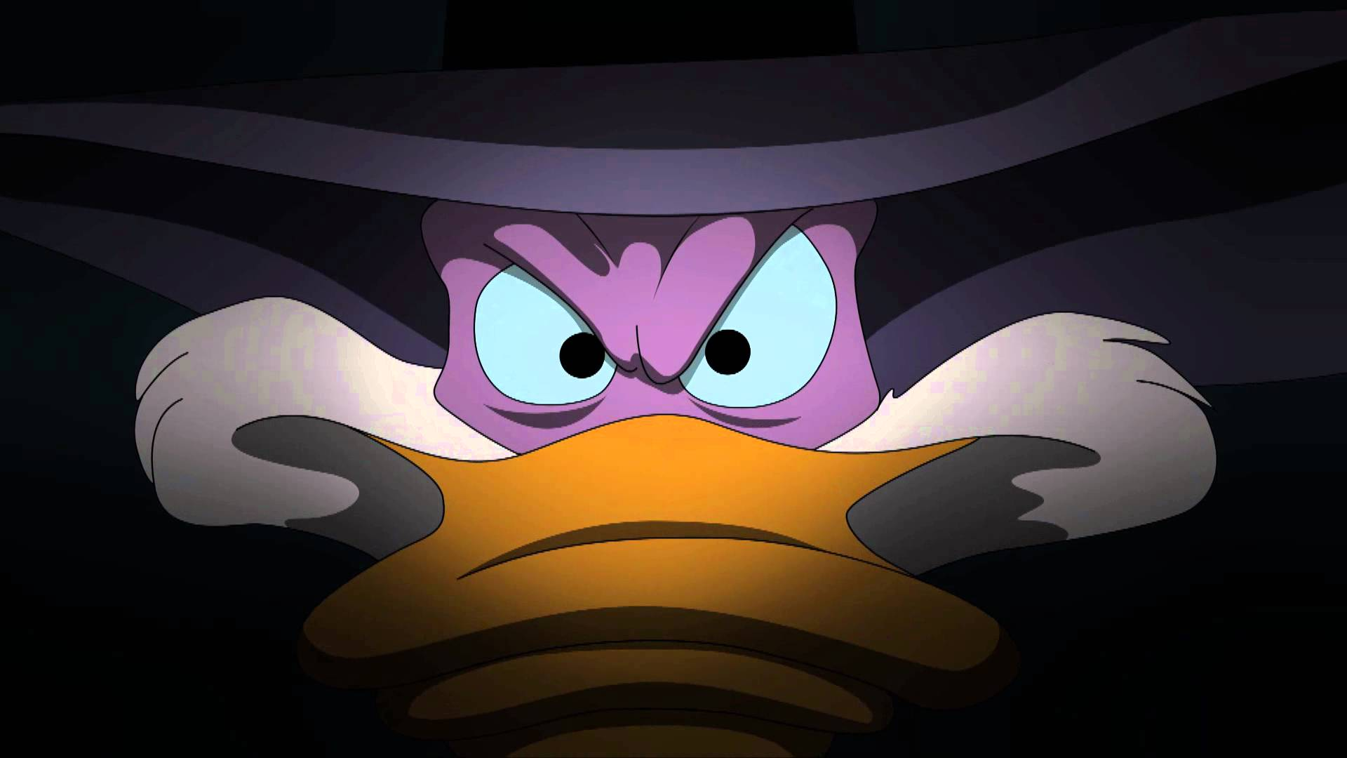 So, Darkwing Duck is set in an ~alternate~ universe, and your childhood is so confused