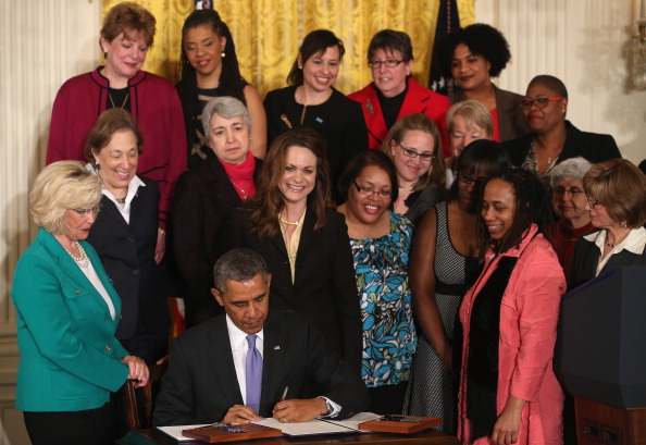 Obama's female staffers utilized a meeting strategy that is shine theory at its finest