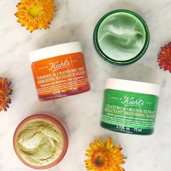If you wanted to give your skincare regimen a boost, this Kiehl's event has come at the perfect time
