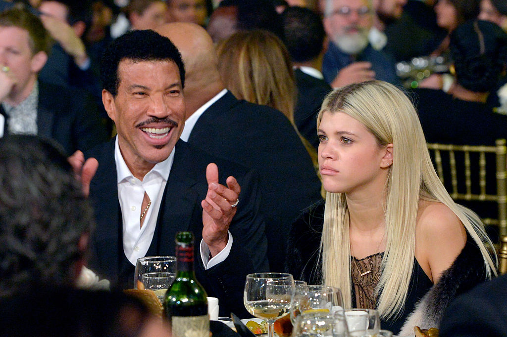 Best Dad Ever Lionel Richie takes some adorable Instagram photos with daughter Sofia, making us wish we were all Richies