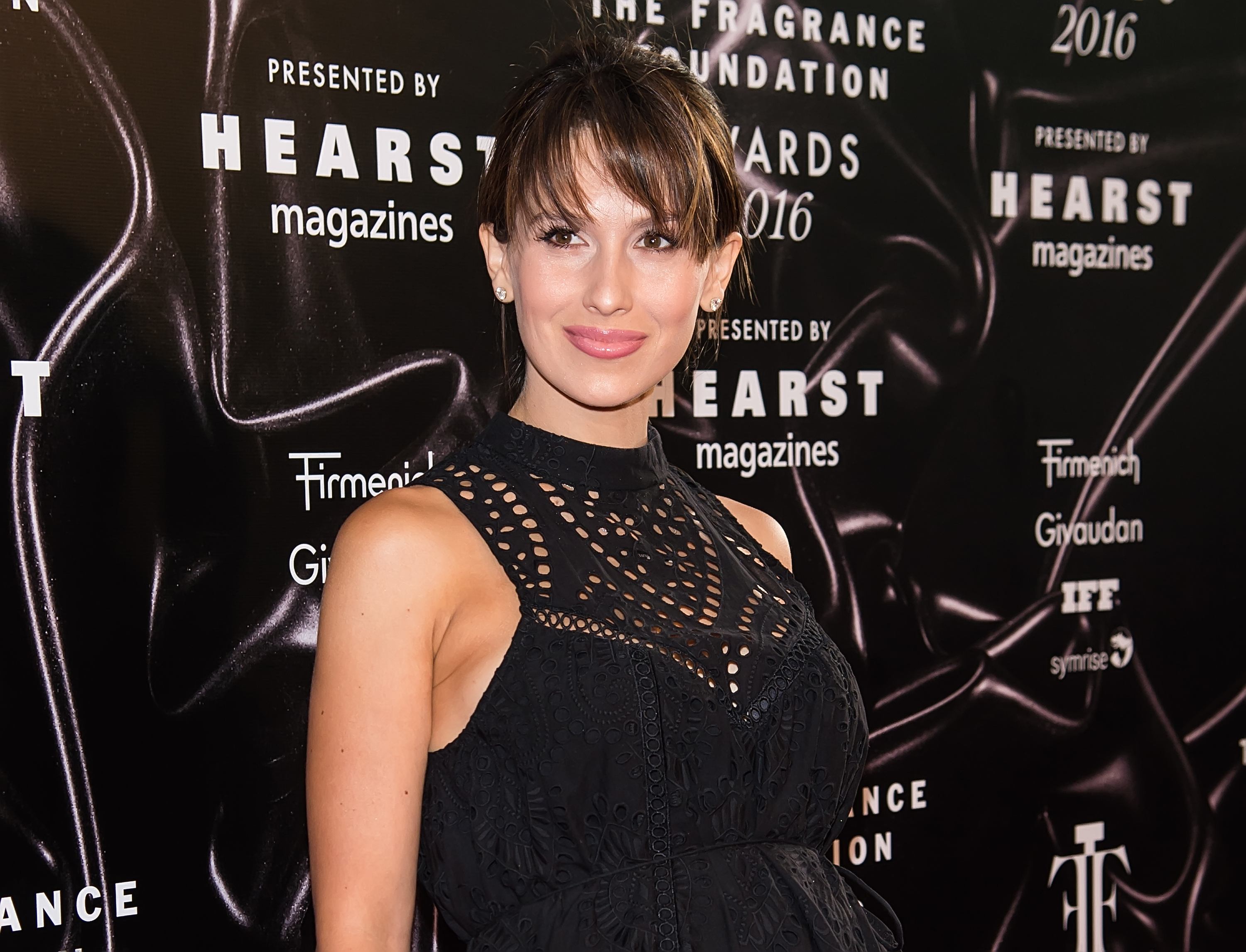 Hilaria Baldwin posted this picture of her stomach 24-hours after giving birth to encourage body positivity, and SO MUCH YES