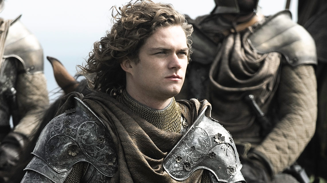 "Loras Tyrell from ""Game of Thrones"" is still super hot on his new superhero show"