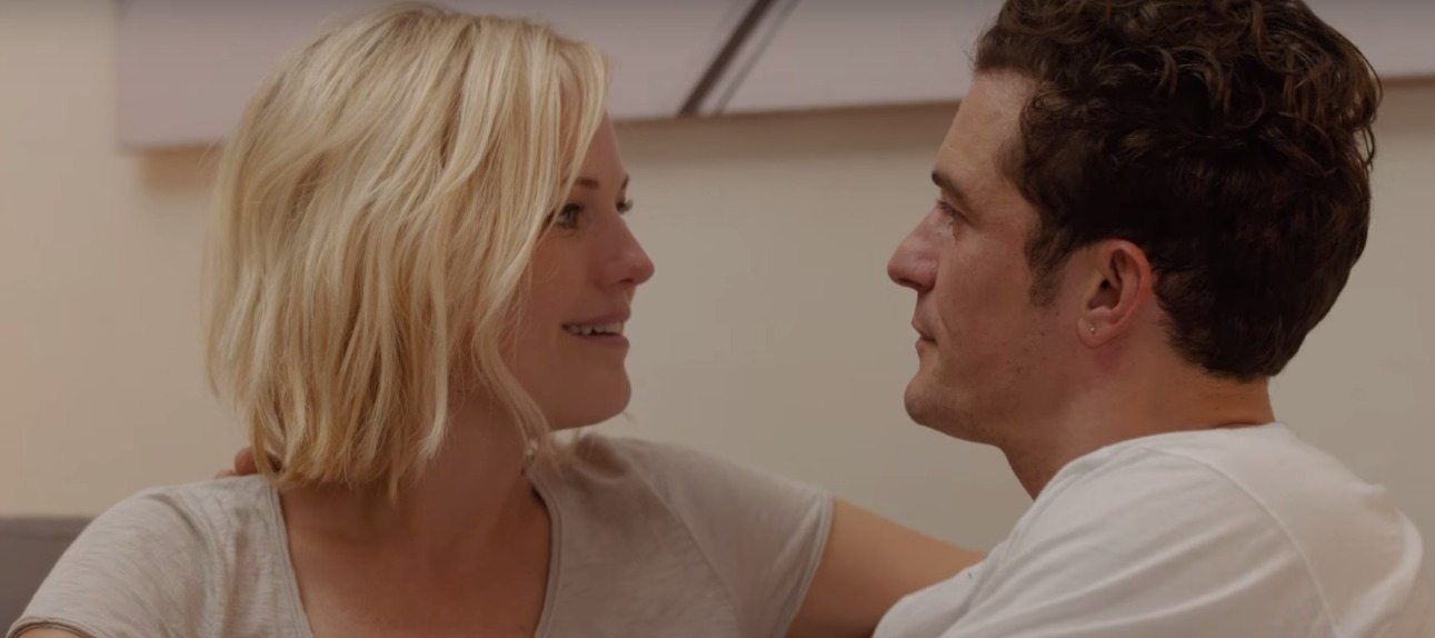 "Orlando Bloom, Malin Åkerman, and more star in trailer for Netflix's new original series ""Easy"""