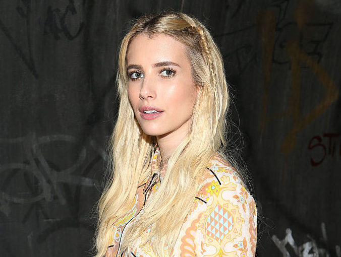 Emma Roberts looks *nothing* like she does now on her first red carpet