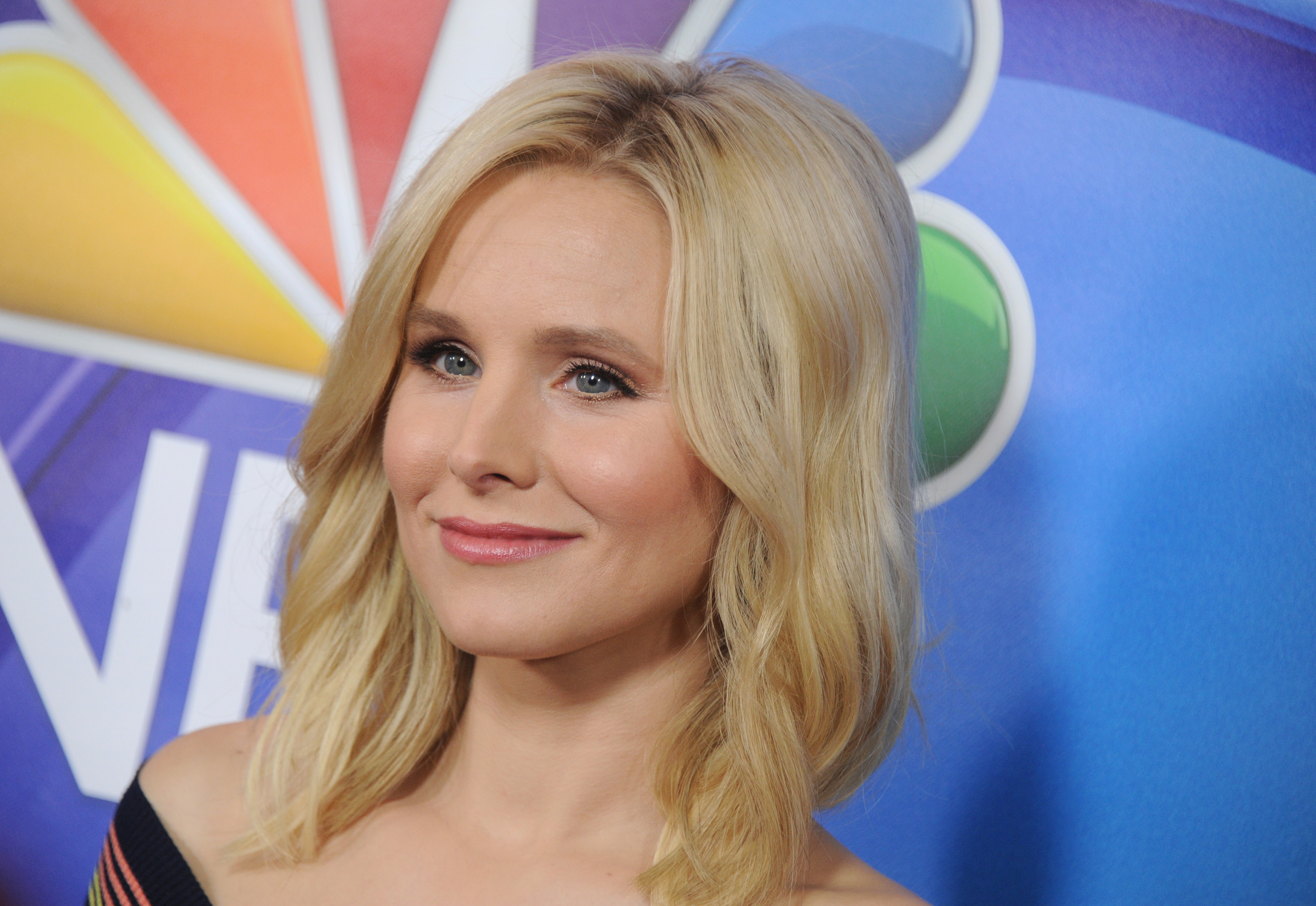 Awww, Kristen Bell *finally* shared a photo of her daughter!