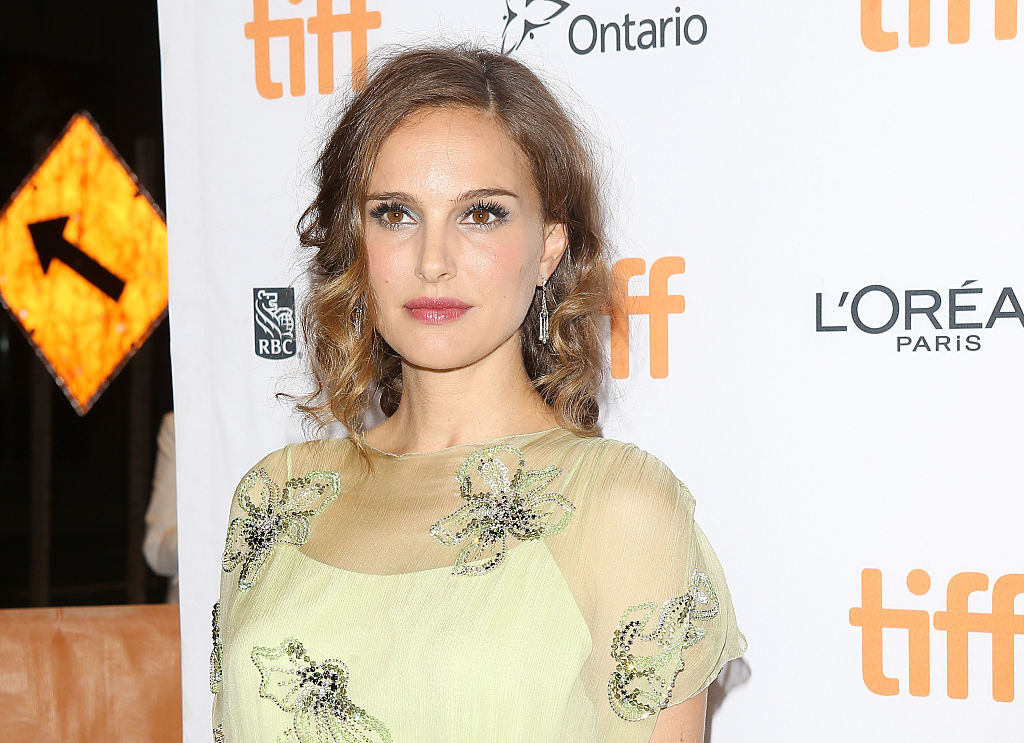 Natalie Portman's pregnancy style makes her look like an ethereal goddess