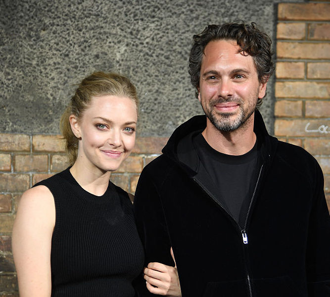 Everything we know about Amanda Seyfried's mysterious fiancé