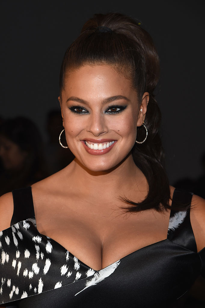 Ashley Graham opened up about why body diversity matters on the runway