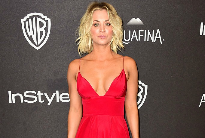 Kaley Cuoco shares the story of how she and her boyfriend first met, and it's like a GD fairytale!