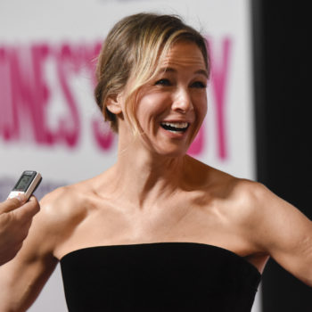 """Renée Zellweger talks about a """"dangerous"""" experience she shared with Matthew McConaughey back in the day"""