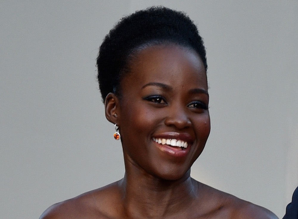Lupita Nyong'o talks about the minute she decided to ditch her long hair to go short