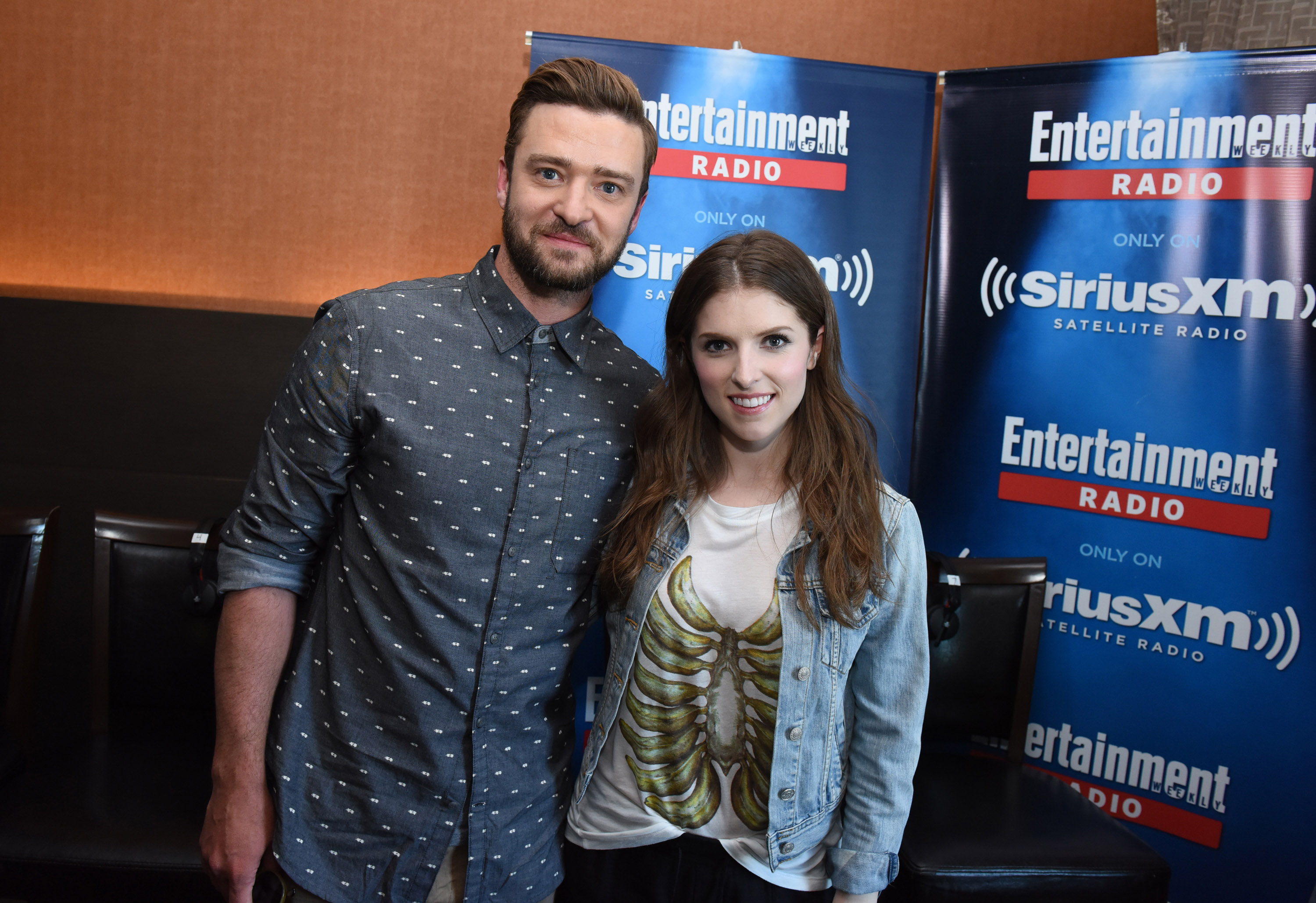 "Anna Kendrick and Justin Timberlake recorded a ""True Colors"" duet, and we're OBSESSED"