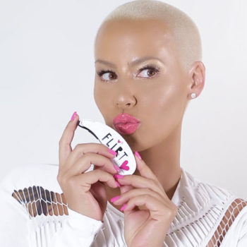 Amber Rose gives us the scoop on this amazing new lash tool