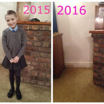 Why this mom's back-to-school photo has broken the Internet's heart