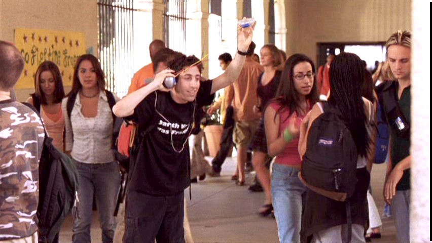 Image result for simon helberg a cinderella story