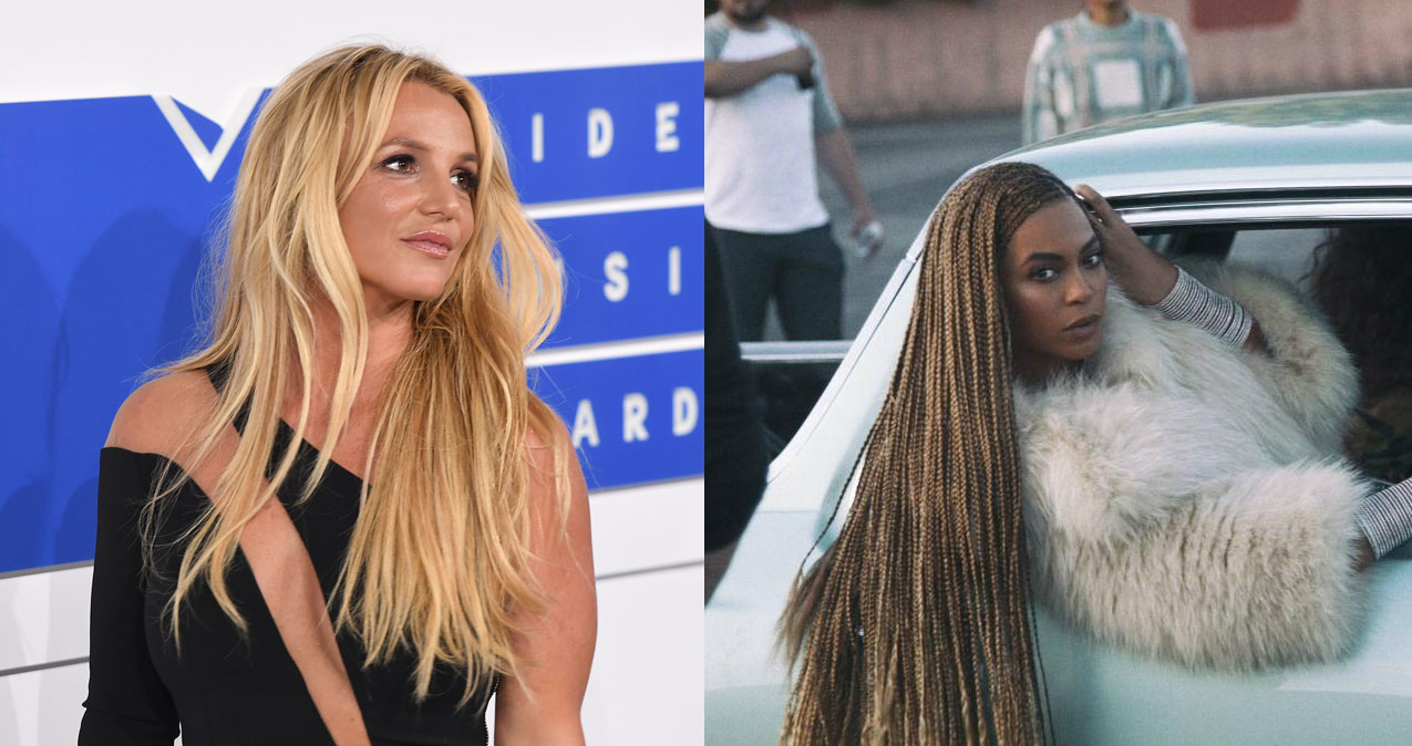Britney Spears finally listened to 'Lemonade' and she has a lot of feelings about it